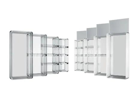 Eppendorf  载玻片和盖玻片培养系统
