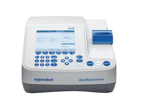BioPhotometer® D30 分光光度计