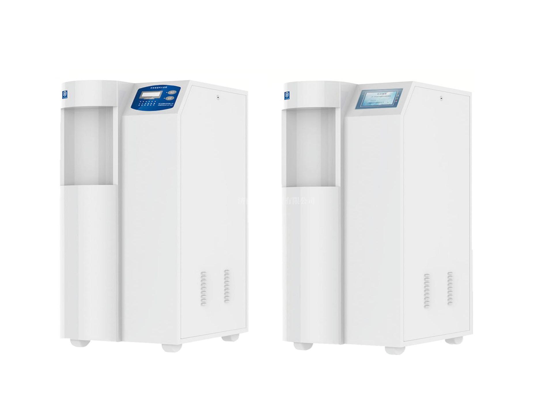 JL-UPR系列双级反渗透纯水/超纯水